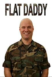 Flat Daddy Poster