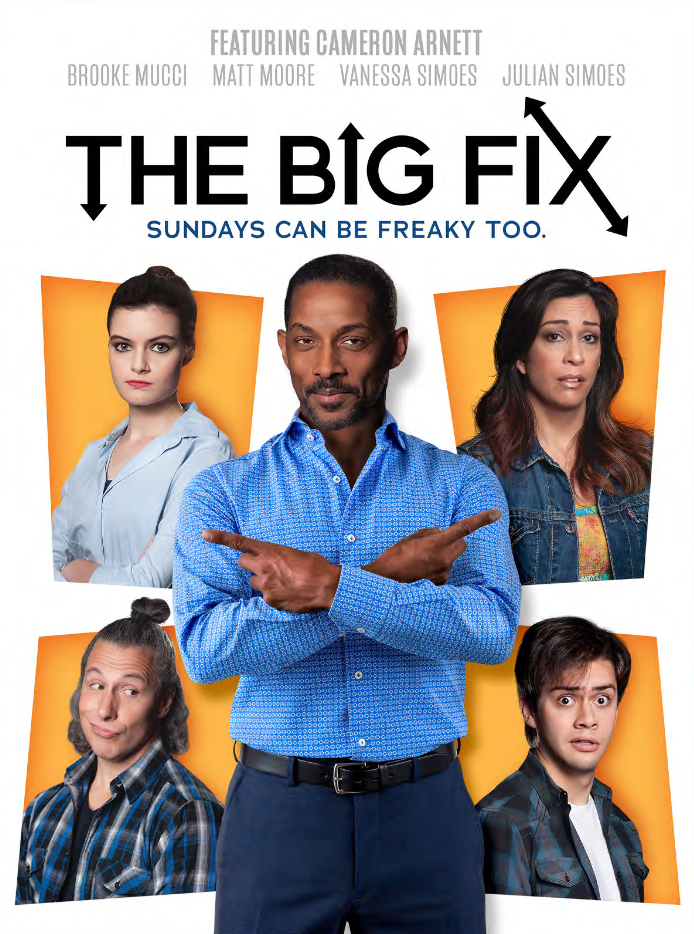 The Big Fix (2018) - IMDb