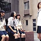 Aki Maeda, Takayo Mimura, Yû Kashii, and Shiori Sekine in Linda Linda Linda (2005)