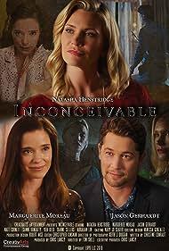 Natasha Henstridge, Marguerite Moreau, and Jason Gerhardt in Inconceivable (2016)