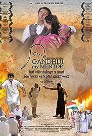 Gandhiji My Mentor Poster