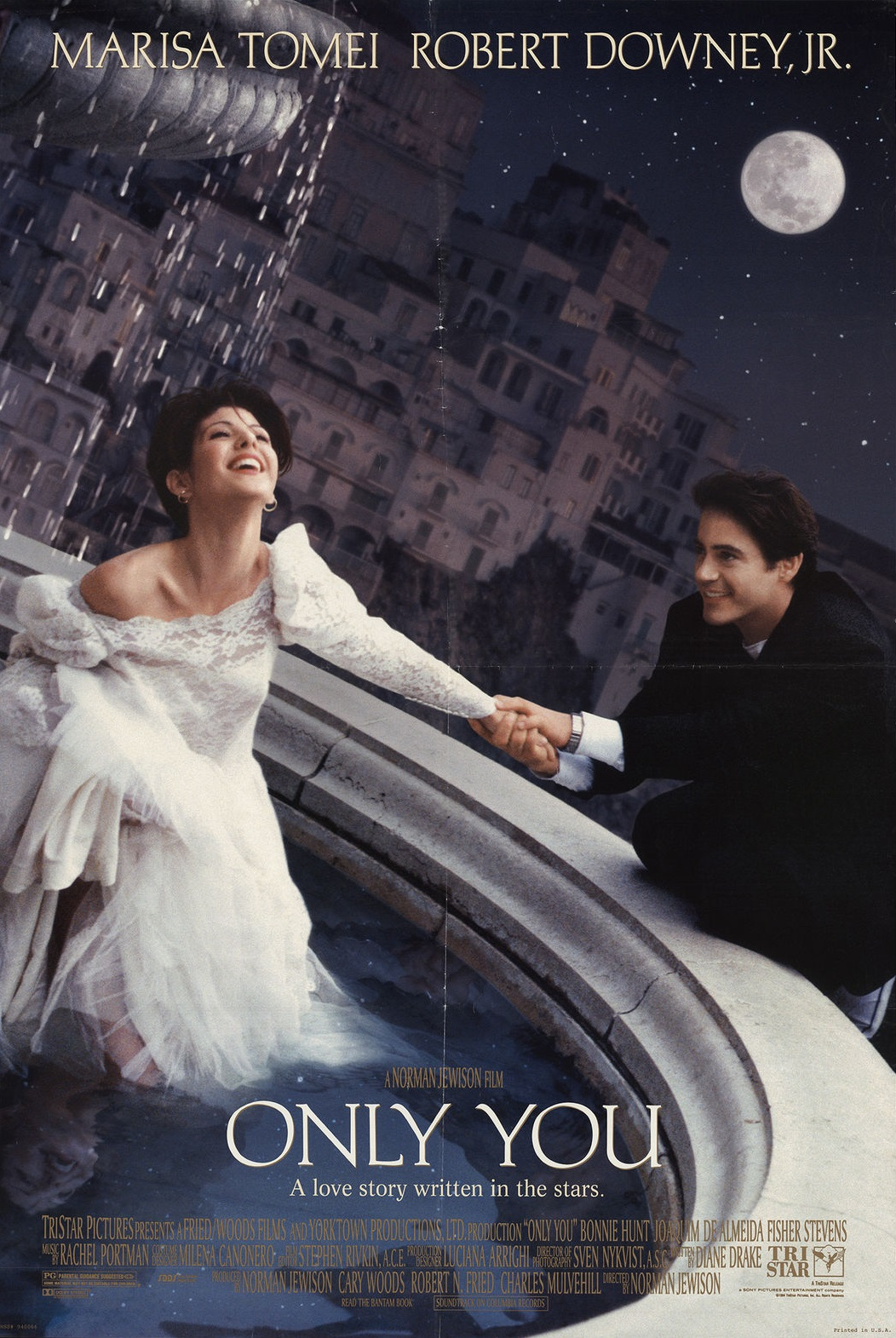 """""""Only You"""" movie poster, one of our favorite movies that explores female relationships!"""