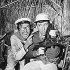 Bob Denver and Vito Scotti in Gilligan's Island (1964)