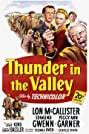 Thunder in the Valley (1947) Poster