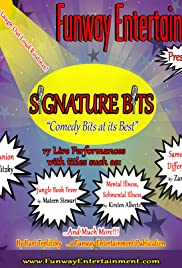 Signature Bits-Stand Up Comedy Show Poster