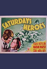 Saturday's Heroes(1937) Poster - Movie Forum, Cast, Reviews