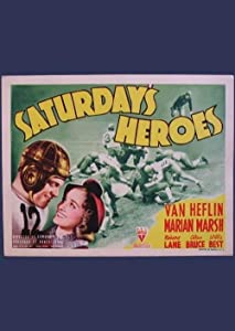 Watchfree new movies Saturday's Heroes USA [420p]