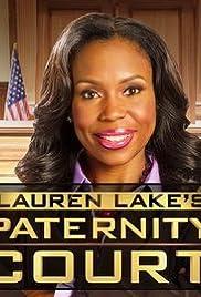 Lauren Lake's Paternity Court Poster