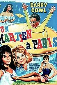 Primary photo for Un Martien à Paris