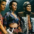 Dennis Hopper, Debi Mazar, and Stephen Dorff in Space Truckers (1996)