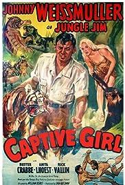 Captive Girl Poster
