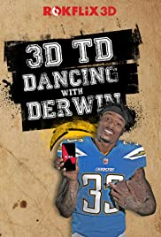 3D TD Dancing with Derwin Poster