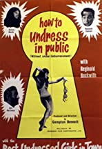 How to Undress in Public Without Undue Embarrassment