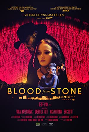 Blood From Stone (2020) Full Movie HD 1080p