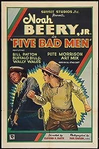 Five Bad Men