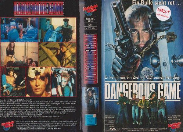 Dangerous Game (1988)