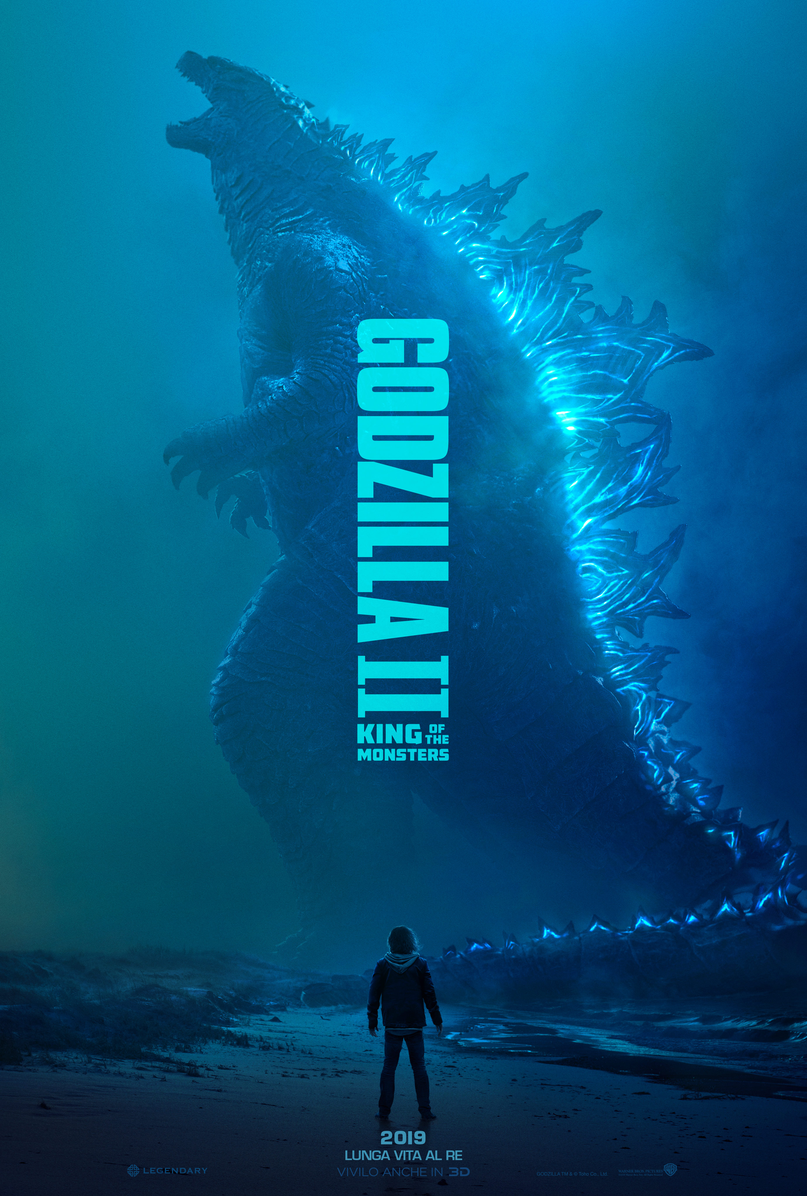 Image result for godzilla king of the monsters poster hd