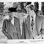 Meryl Streep and Sting in Plenty (1985)