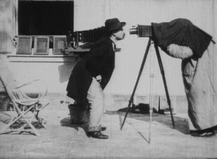 Chez Le Photographe 1900
