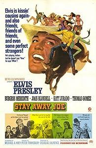 Big movie Stay Away, Joe USA [Mp4]