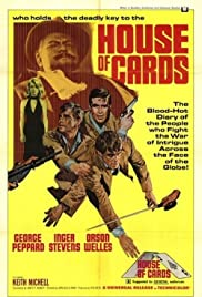 House of Cards (1969) Poster - Movie Forum, Cast, Reviews