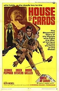 Movies downloads website House of Cards by John Guillermin [Ultra]