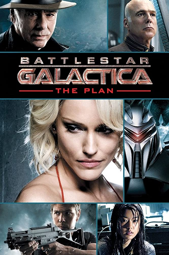 The Plan (2009)  Titles: Battlestar Galactica: The Plan Countries: Germany, United Kingdom, United States Languages: English