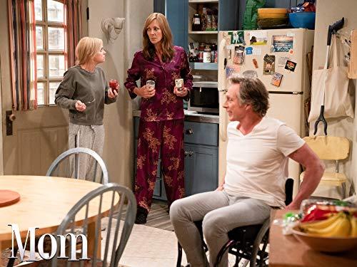 William Fichtner, Allison Janney, and Anna Faris in Mom (2013)