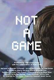 Not a Game Poster