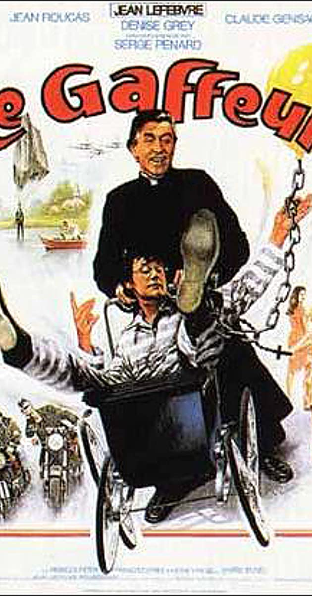 Le gaffeur (1985) - IMDb