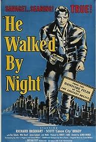 Richard Basehart in He Walked by Night (1948)