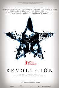 Primary photo for Revolución
