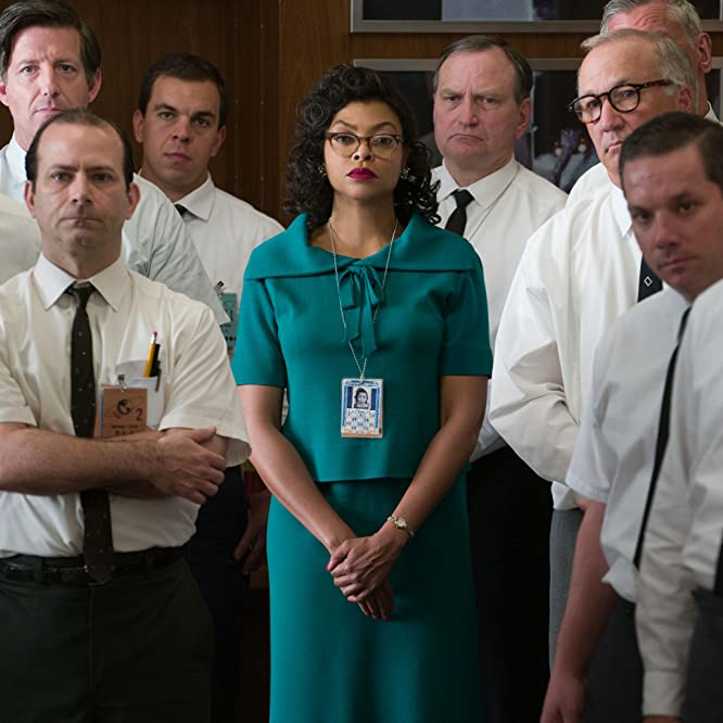 Taraji P. Henson in Hidden Figures (2016)
