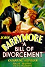 John Barrymore and Billie Burke in A Bill of Divorcement (1932)