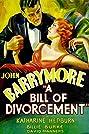 A Bill of Divorcement (1932) Poster