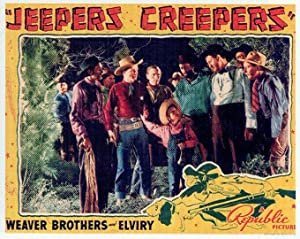 Frank McDonald Jeepers Creepers Movie