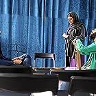 Amir Vazzan, Anahita Izadi Parsa, and Faryad Ghorbani in Life without Life (2017)