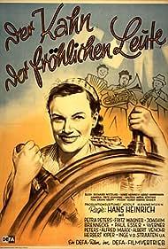 Petra Peters in Der Kahn der fröhlichen Leute (1950)