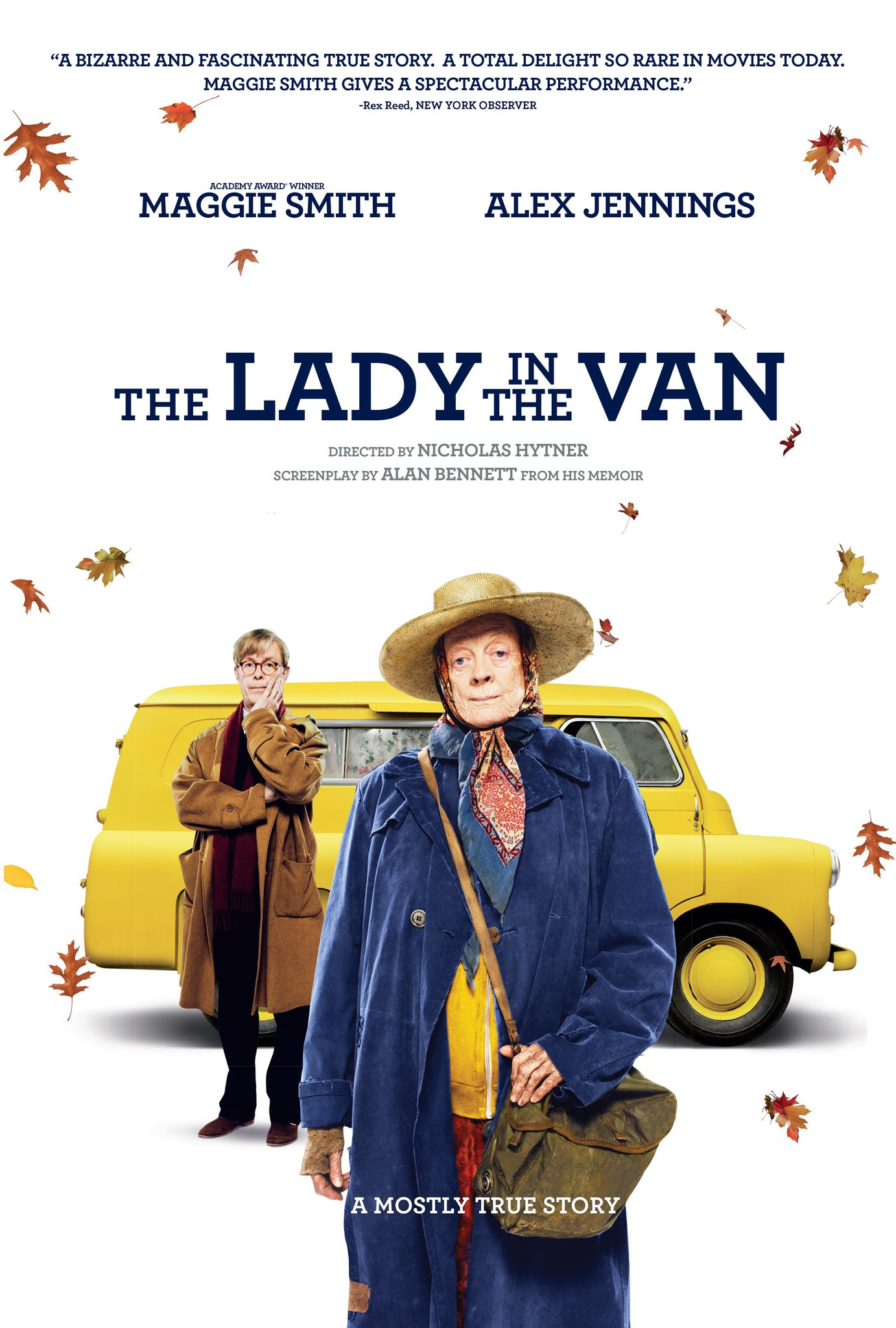 Dama furgone (2015) / The Lady in the Van online