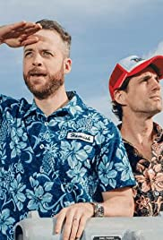 Hamish & Andy's 'Perfect' Holiday Poster - TV Show Forum, Cast, Reviews