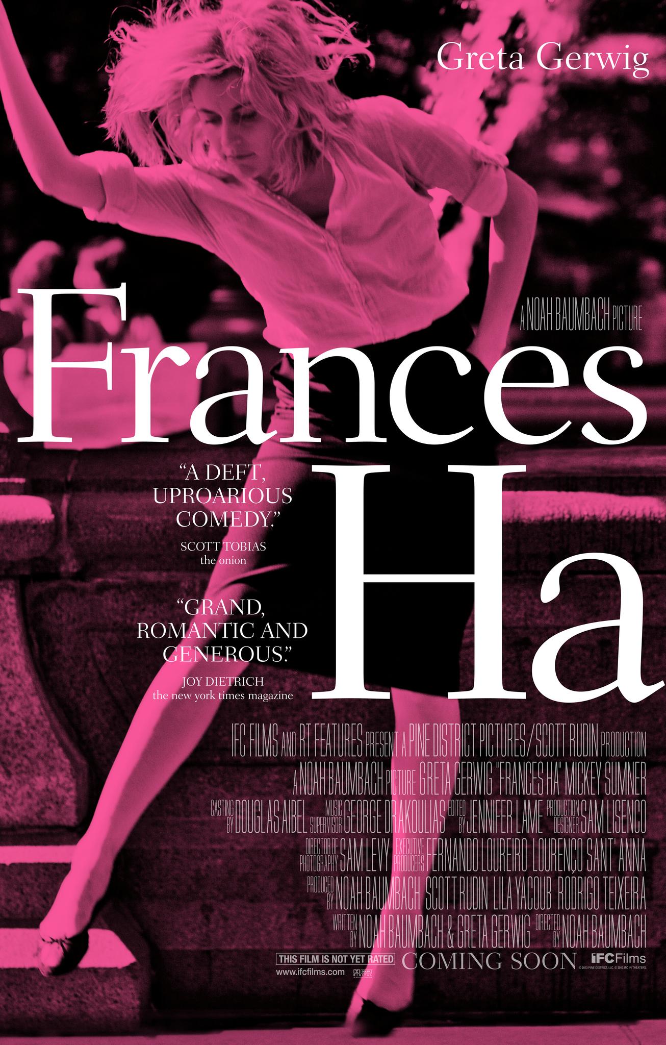 Image result for frances ha poster