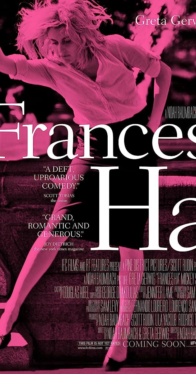 Watch Full HD Movie Frances Ha (2012)