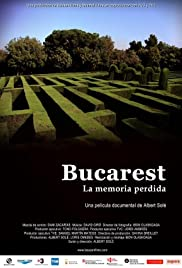 Bucharest, Memory Lost Poster