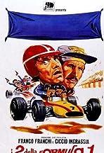 I due della F.1 alla corsa più pazza, pazza del mondo