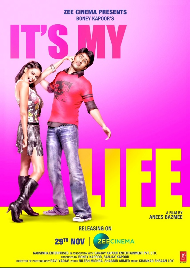 It's My Life 2020 Hindi Movie 720p HDTV 1GB x264 AAC
