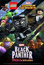 Lego Marvel Super Heroes Black Panther Trouble In Wakanda Tv