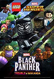 Watch Movie  LEGO Marvel Super Heroes: Black Panther – Trouble in Wakanda (2018)