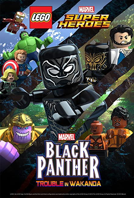 Film: LEGO Marvel Super Heroes: Black Panther – Trouble in Wakanda