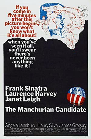 The Manchurian Candidate Poster Image