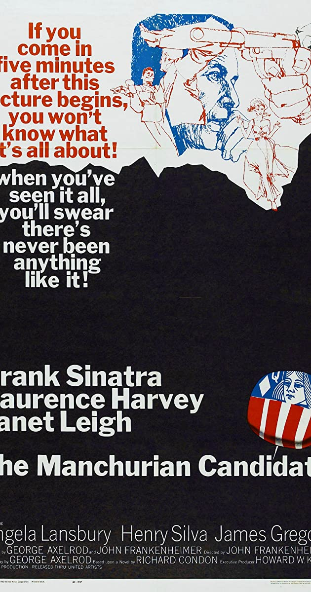 Watch Full HD Movie The Manchurian Candidate (1962)